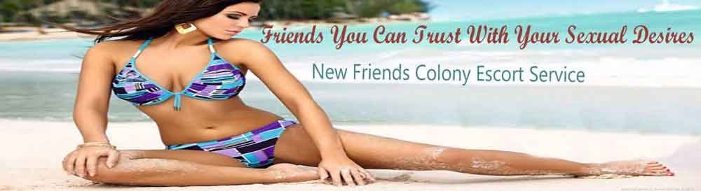 Escorts in New Friends Colony